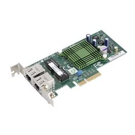 Scheda di rete ethernet 2 porte 1Gigabit, Intel i350